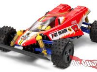 Tamiya Fire Dragon Re-release 2008