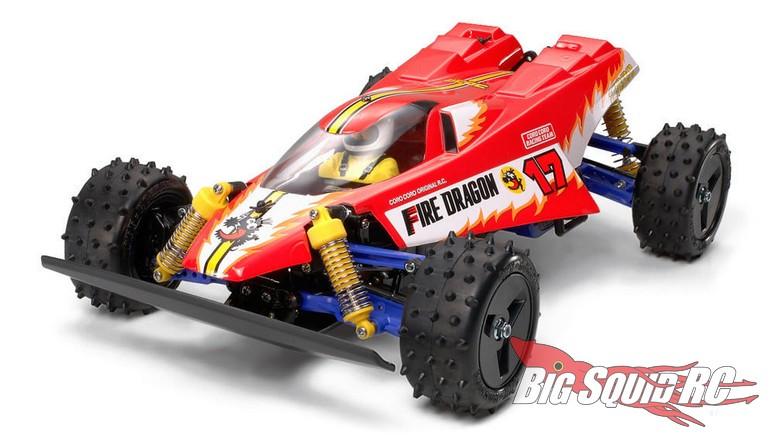 Tamiya Fire Dragon Re-release 2008