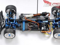 Tamiya TA07 MSX Touring Car Kit