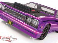 Team Associated DR10 Drag Car Purple