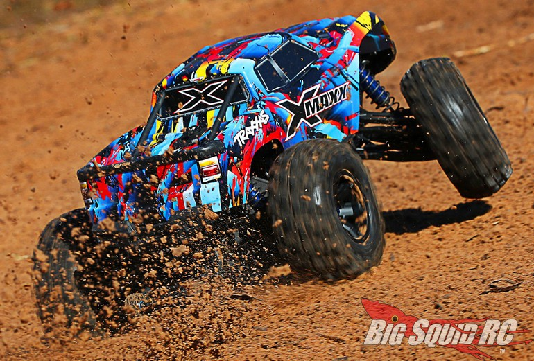 Traxxas X-Maxx Ready for Takeoff Video