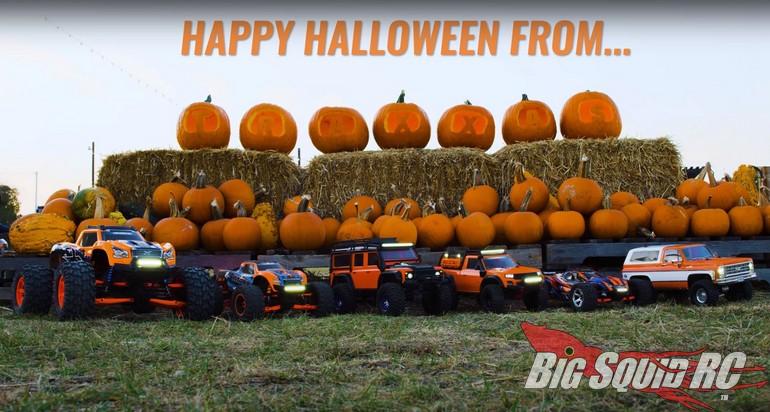 Happy Halloween Traxxas