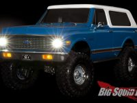 Traxxas LED Light Kit Chevy 69 72 TRX-4 Blazer