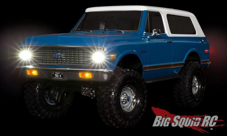 Traxxas LED Light Kit Chevy 69 72 TRX-4 Blazer