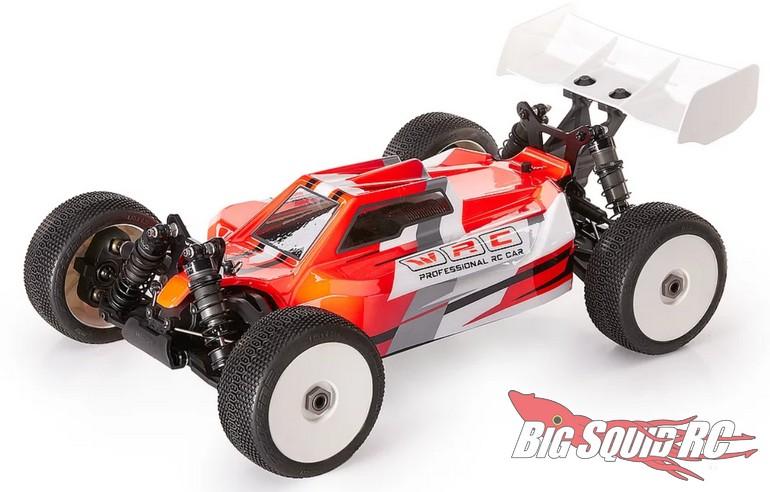 WRC Racing SBXE.1 8th Scale Electric Buggy