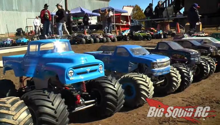 World Monster Truck Challenge Video JConcepts