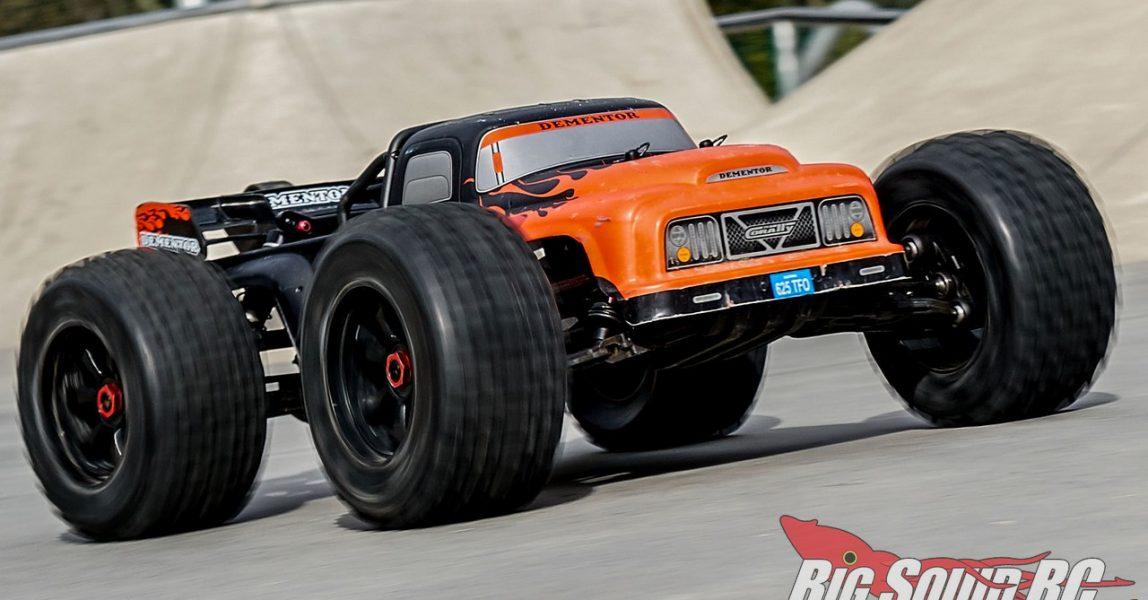 2021 Team Corally Dementor XP 6S Stunt Truck