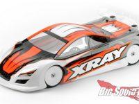 021 XRay T4 Touring Car RC