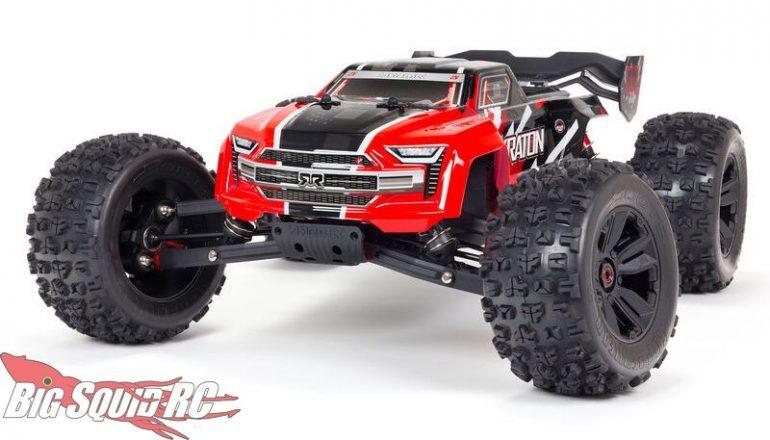 8 KRATON 6S V5 4WD BLX Speed Monster Truck