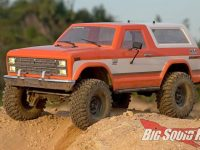 Cross RC AT4 EMO Scale Rock Crawler