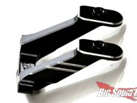 Exotek TLR 22X-4 Heavy Duty Aluminum Rear Wing Mount