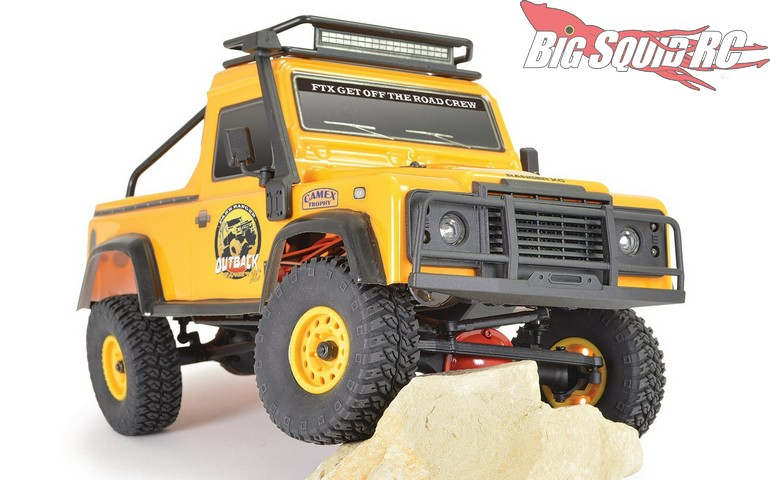 FTX RC 16th Outback Ranger XC RTR