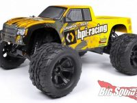 HPI Jumpshot MT FLUX Brushless RTR RC