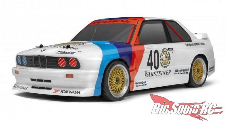 HPI Racing RS4 Sport 3 1987 Warsteiner BMW E30