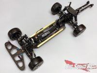 HackFab Slingshot Drag Chassis Kit Losi Mini-T 2.0