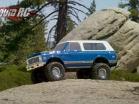 Hard Rock Challenge with the Traxxas 1972 K5 Blazer