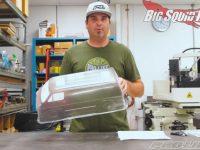 How To Paint Install Bubble Windows Pro-Line 70's Rock Van