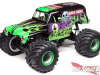 Losi LMT Grave Digger Monster Truck