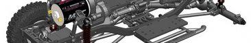 Max Speed Technology CFX-WS RC Rock Crawler