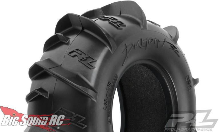 Pro-Line Dumont Paddle SC Tires