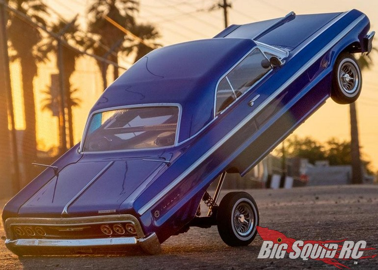 Redcat Racing SixtyFour 1/10 Scale Functional Hopping Lowrider
