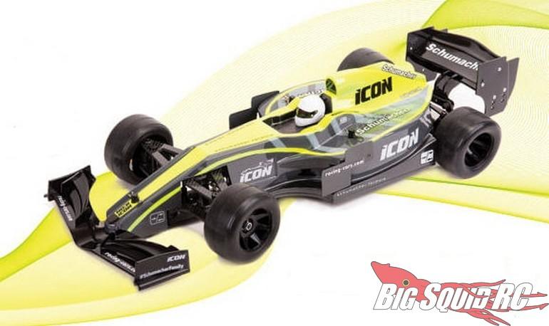 Schumacher Icon F1 Car RC