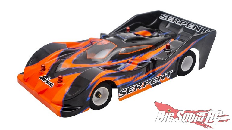 Serpent RC S240 On Road Car Kit