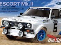 Tamiya Ford Escort Mk. II Rally