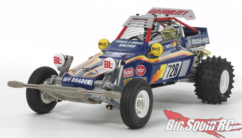 Tamiya Re-Release Fighting Buggy 2014