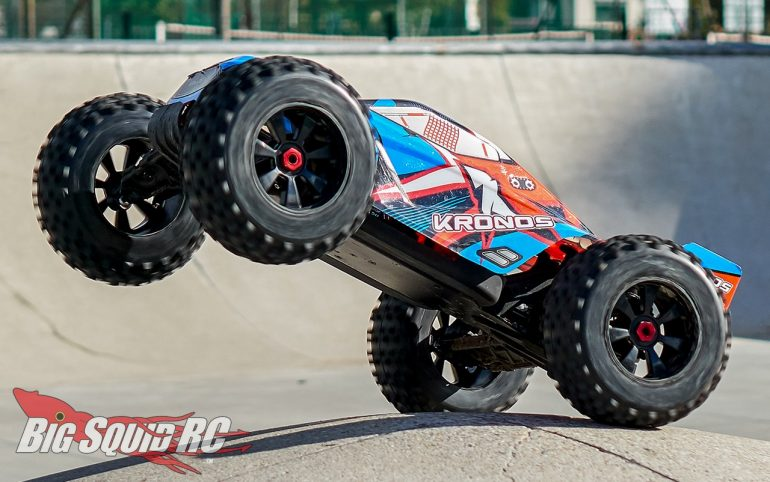 Team Corally 2021 Kronos XP 6S Monster Truck RTR