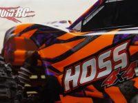 Traxxas Hoss Monster Truck Video RC