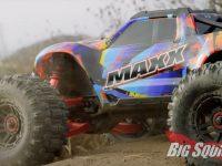Traxxas Maxx Mega Jump RC Video