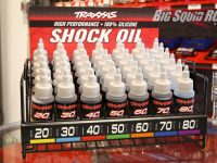 Traxxas RC Premium Shock Oil