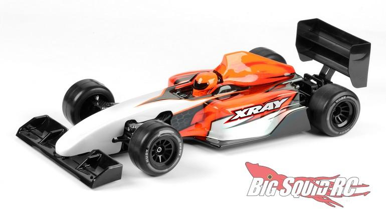 2021 XRay X1 F1 Car Kit