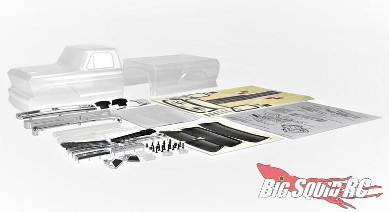 Carisma 1976 Ford F-150 2 Piece Body RC