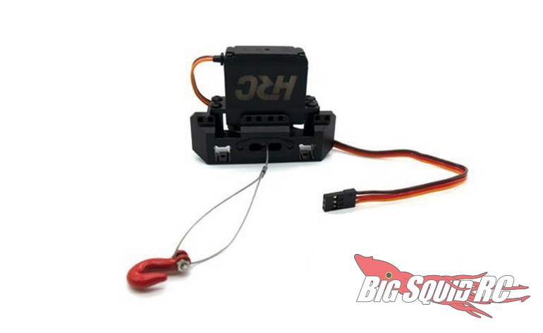 HRC Distribution Scale Crawler Winch 22kg Complete Kit