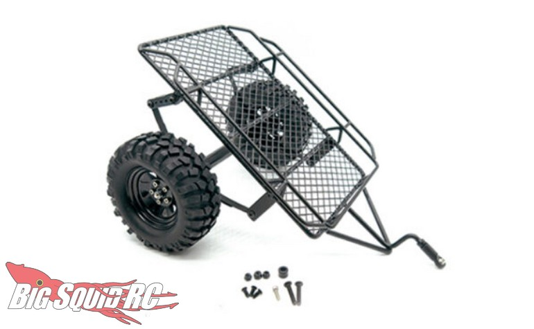 HRC Racing 1/10 Scale Off-Road Crawling Trailer