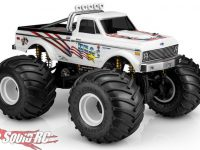 JConcepts 1970 Chevy K10 USA-1 Edition Clear Body