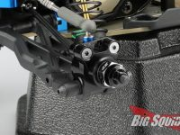 JConcepts Associated B6.2 Aluminum Rear Hub Carriers
