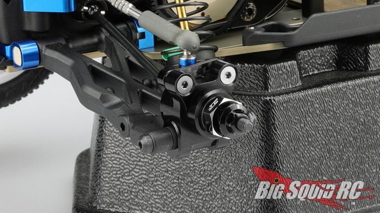 JConcepts Associated B6.2 Aluminum Rear Hub Carriers