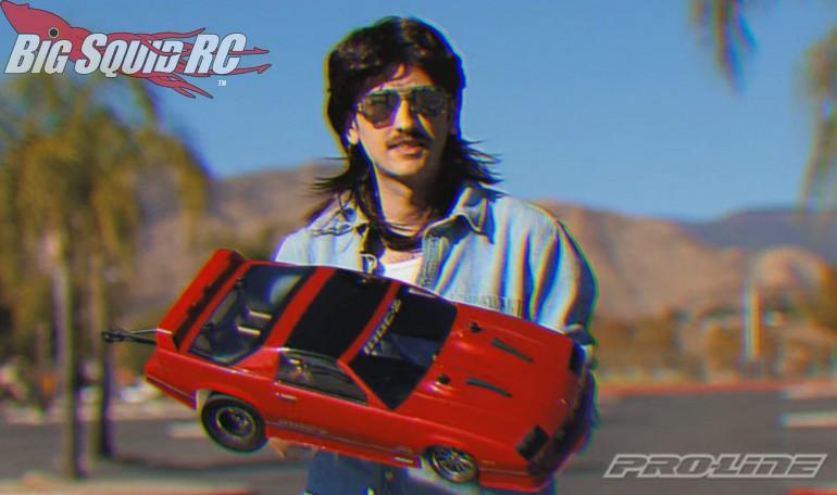 Pro-Line Chevy Camaro IROC-Z RC Body