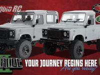 RC4WD Build Your Own 2015 Land Rover Defender Kit