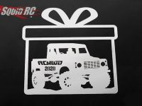 RC4WD Christmas Ornament 2020
