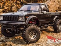 RC4WD Midnight Edition Trail Finder 2 Mojave II RTR