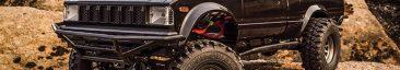 RC4WD Midnight Edition Trail Finder 2 Mojave II RTR