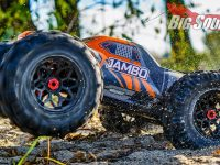 Team Corally RC 2021 Jambo XP 6S Stunt Truck