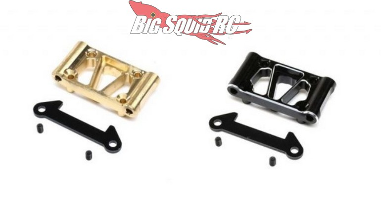 Aluminum & Brass Front Pivot For The TLR 22 5.0 Buggy