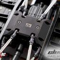 Club 5 Racing SCX10 III Aluminum Center Skid Plate