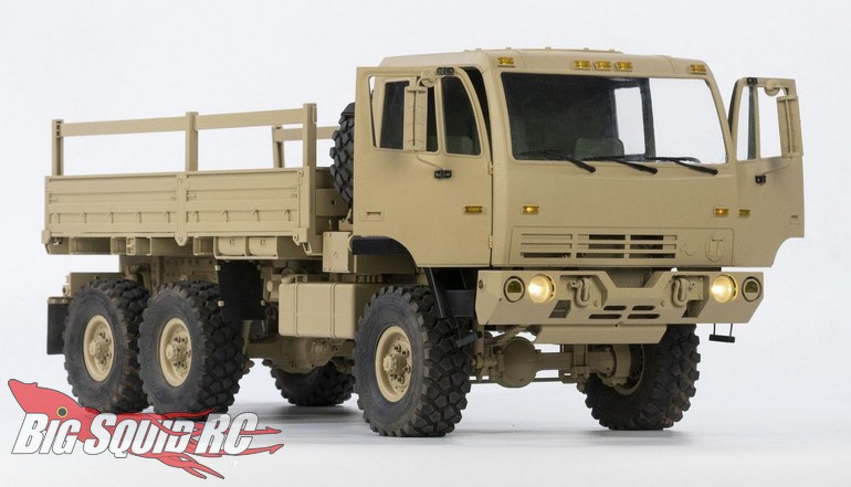 Cross RC FC6 6X6 Off-Road Truck