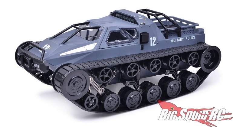 FTX RC BuzzSaw All Terrain Tracked Vehicle